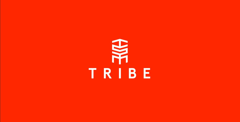 tribe sports marketing logo design