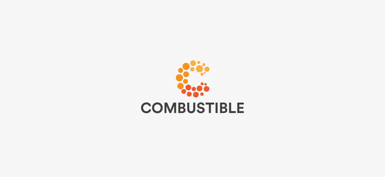 combustible marketing agency SEO logo design
