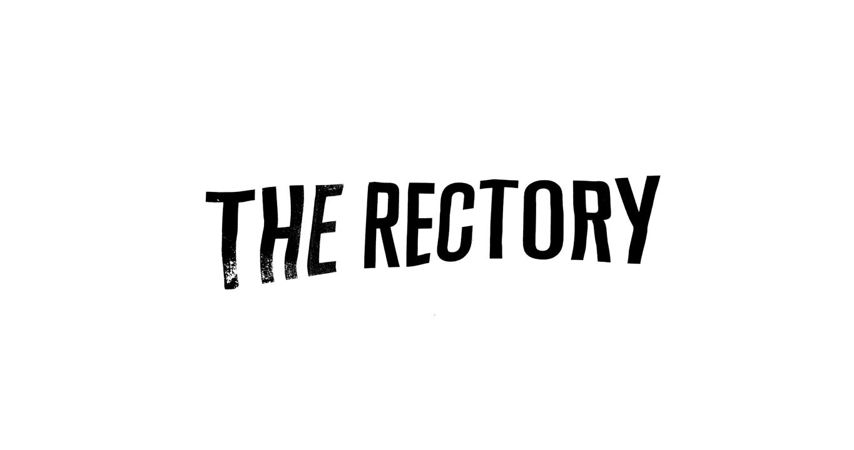 the rectory toronto bar logo design