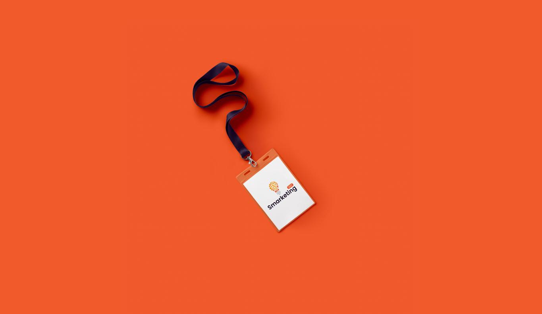 smarketing marketing event pass design